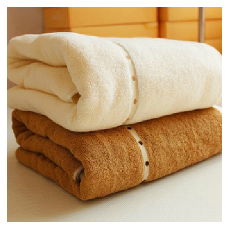 Coffee-Color Towel Collection