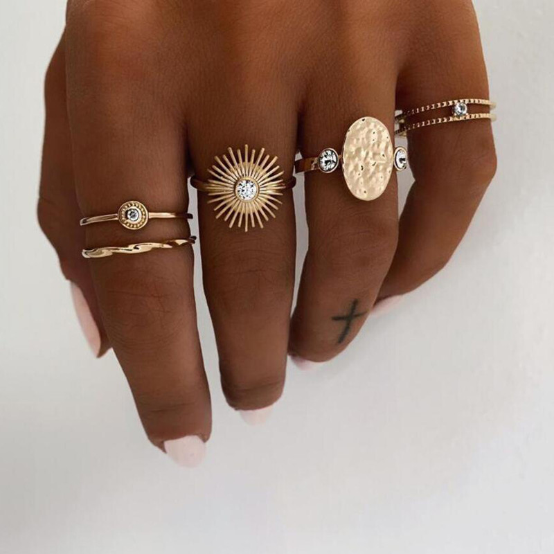 Elliana Ring Set Collection