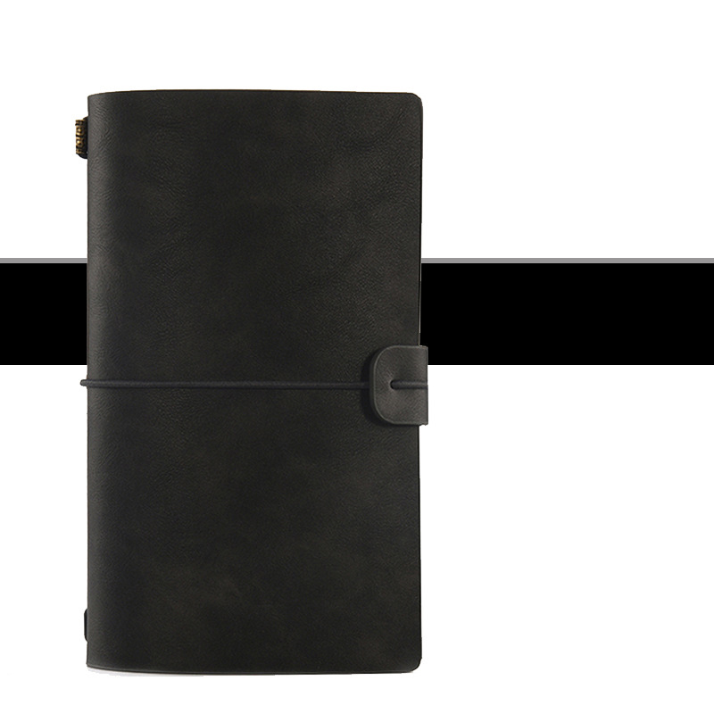 Brixtonne Faux Leather Bound Notebook