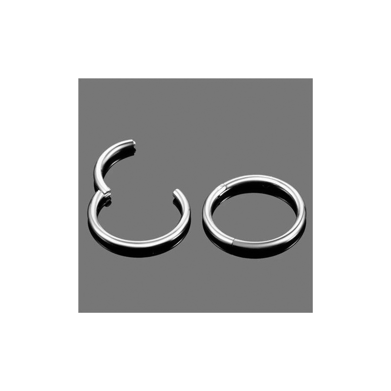 Basic Titanium Steel Nose Ring