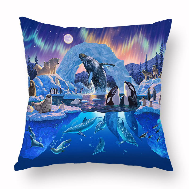 Hauntingly Mystical Pillow Case Collection