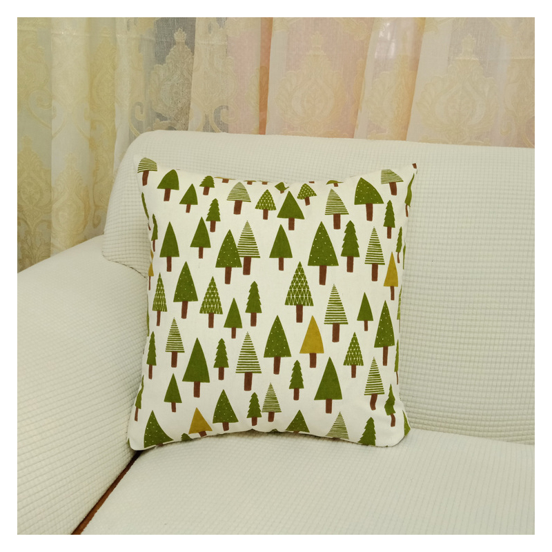 Cozy Cotton Pillow for Living Rooms