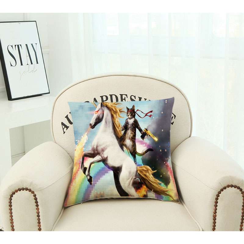Summer Critters Pillow Case Collection