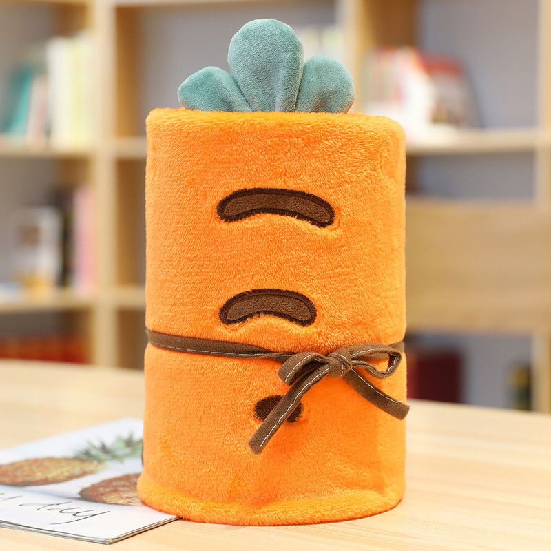 Huggable and Portable Blankets for Resting On-the-Go