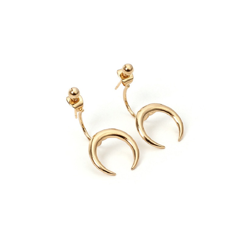 Vyne Crescent Adornment Earrings