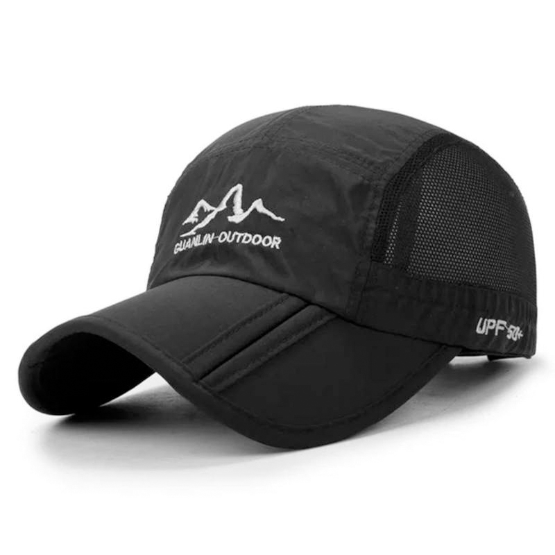 Outdoor Mountains Cap