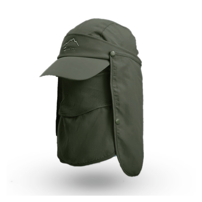 Voxxe Trapper Cap with Dust Mask