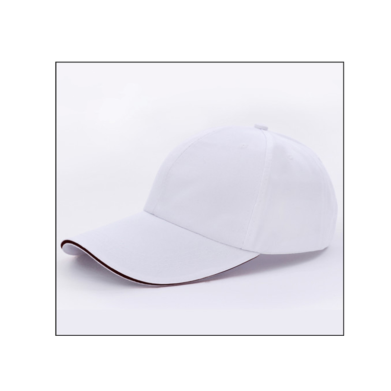Polyester and Cotton Baseball Cap