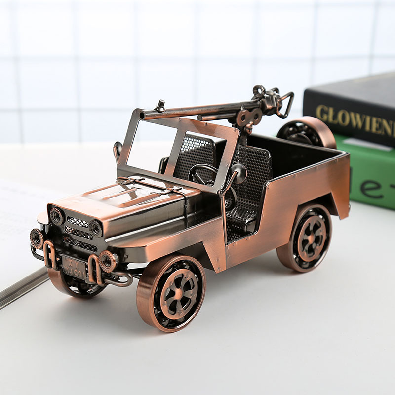 Willys Jeep Model