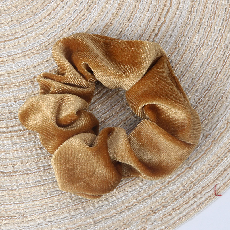 Classic Fabric Scrunchie for Everyday Use