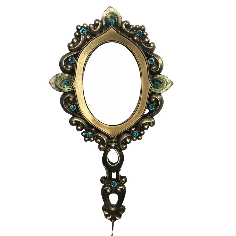 Peacock Inspired Mirrors