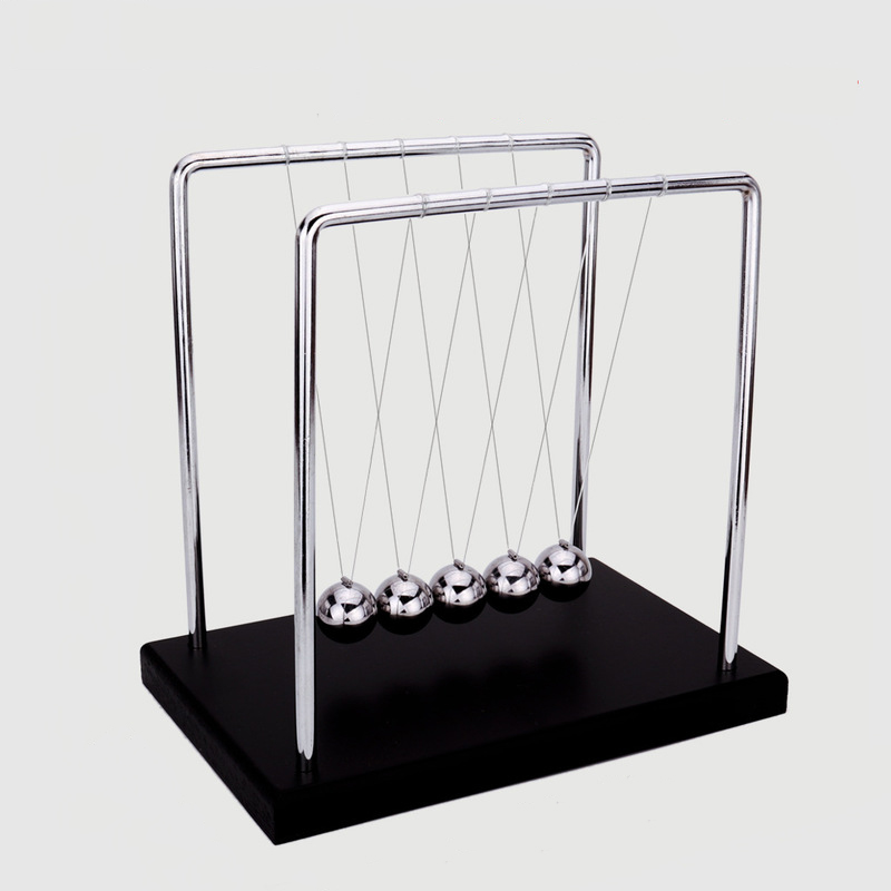 Classic Pendulum Ball for Office Table and Mind Relaxation