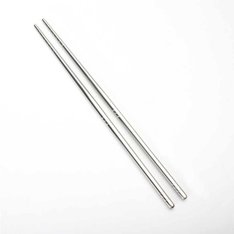 Classic Stainless Steel Chopsticks