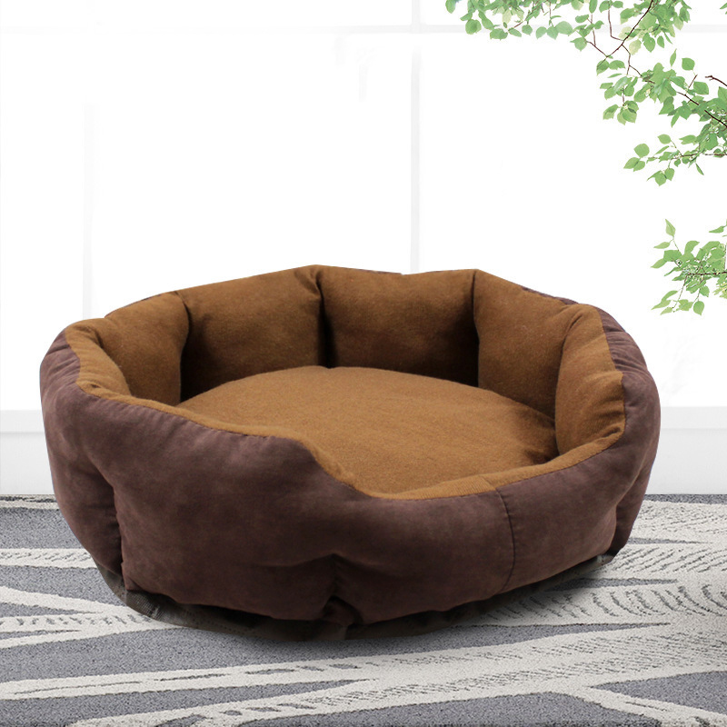 Comforting Cushion Pet Bed