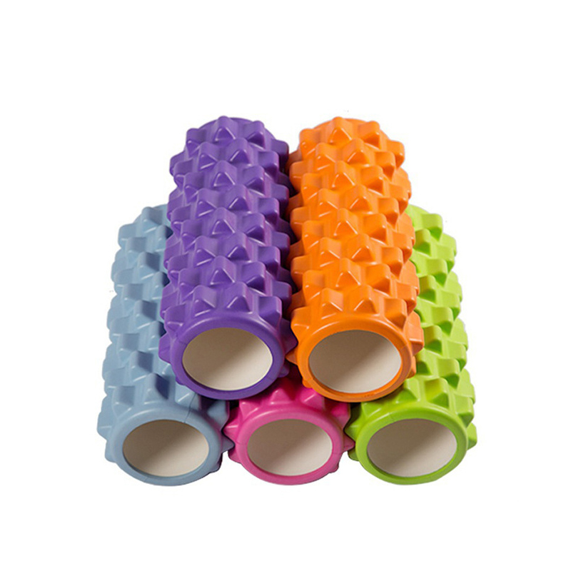 Random Color Yoga Roller for Muscle Pain