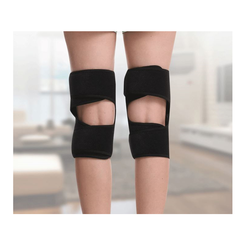 Well-Fitting Cloth Knee Pads for Support