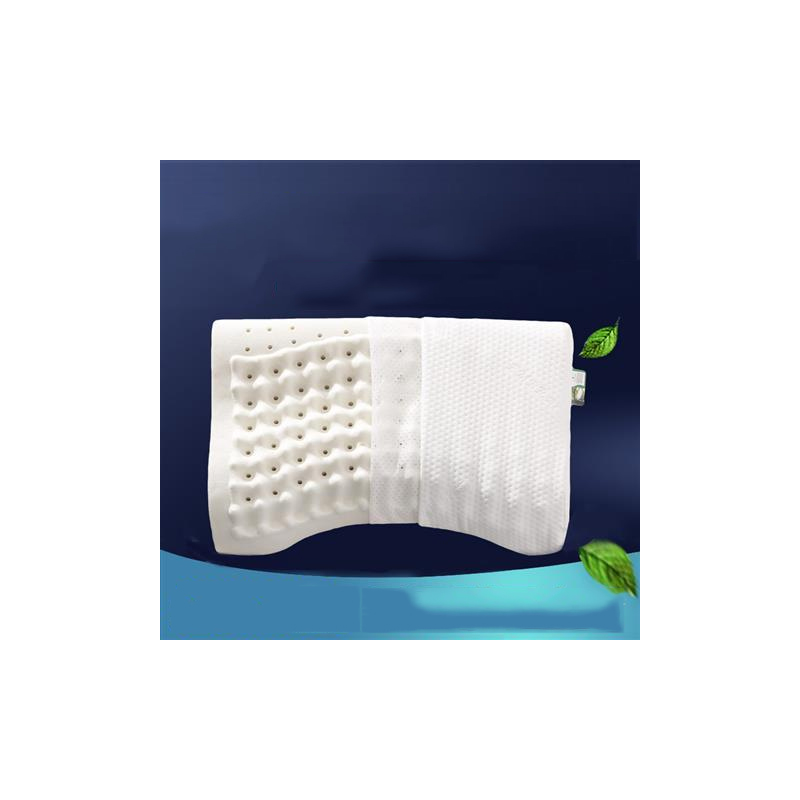Homely Latex and Cotton Pillows for Increased Quality of Rest