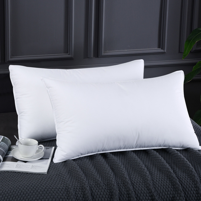 Five-Star Luxe Fabric Pillows for Resting