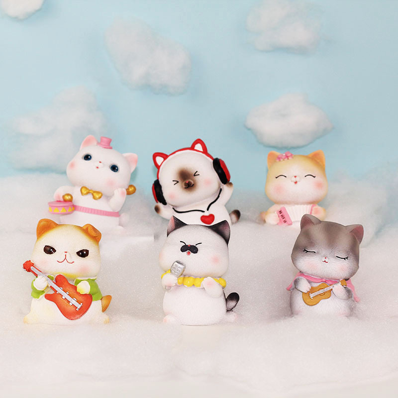 Music Lover Cats for Cat Lovers