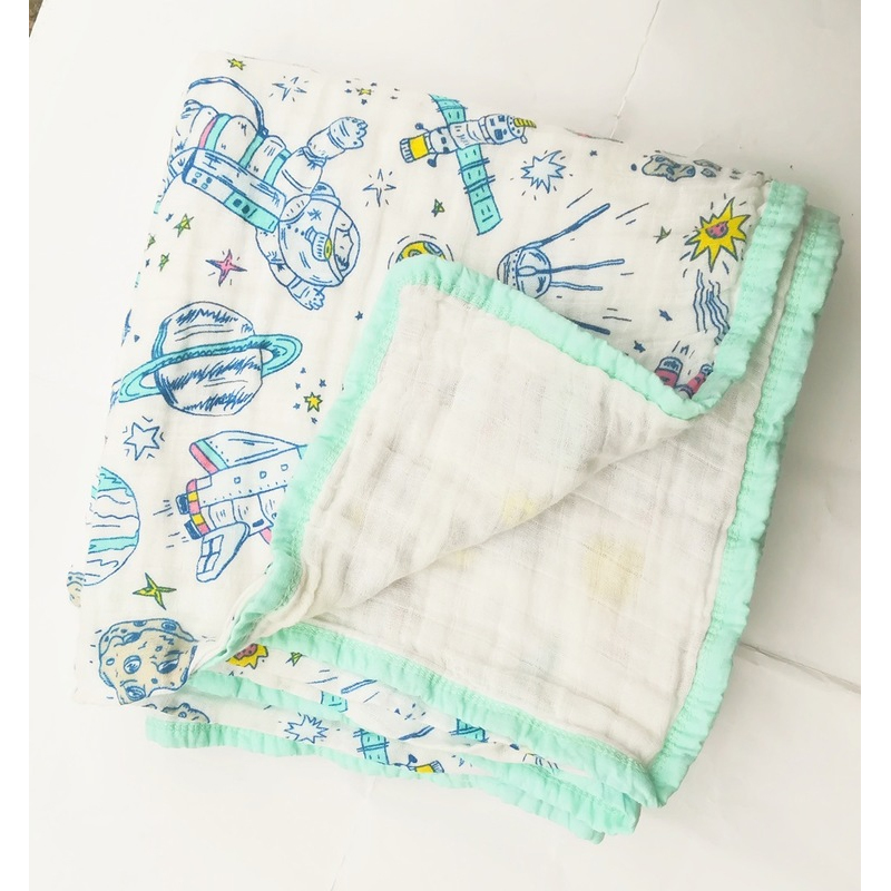 Warm and Soft Cotton Blanket for Winter Season
