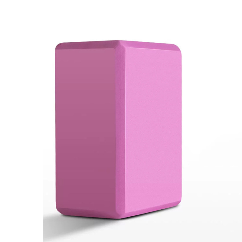 High-End Solid Color Yoga Brick for Support