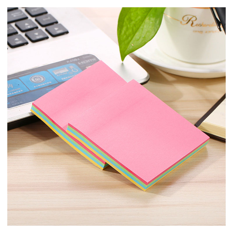 Colorful Square Sticky Notepad for Memos