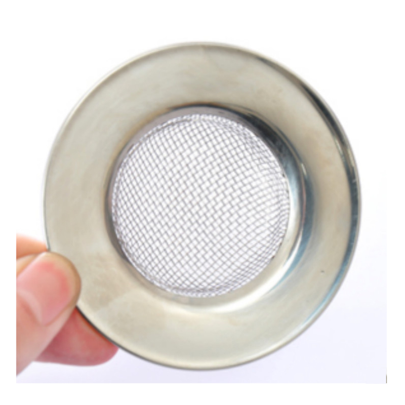 Classic Stainless Steel Strainer for Clogged Sink Prevention