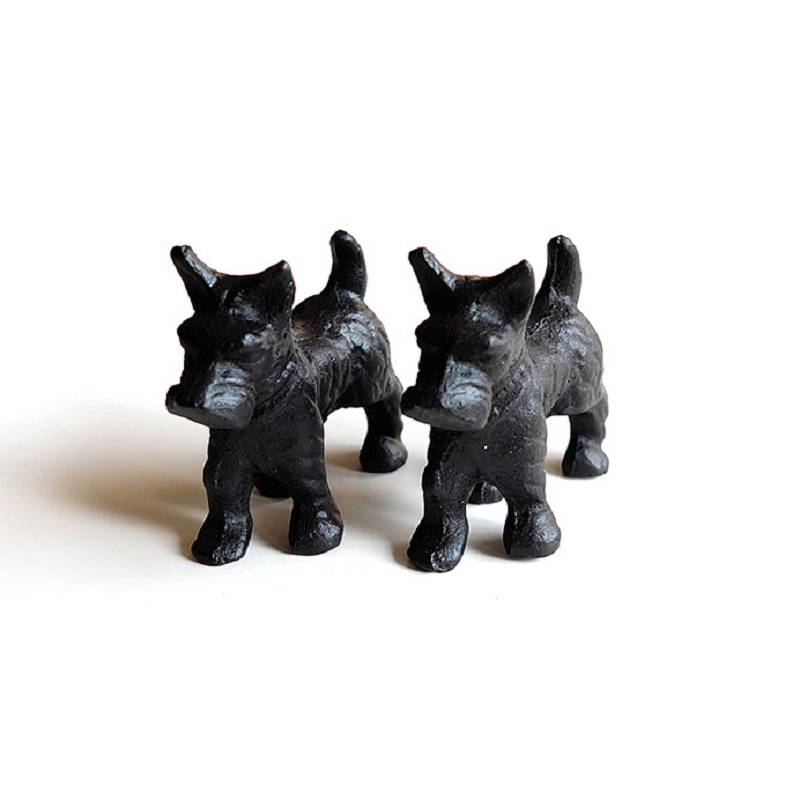 Little Schnauzer Decor for Small Gifts