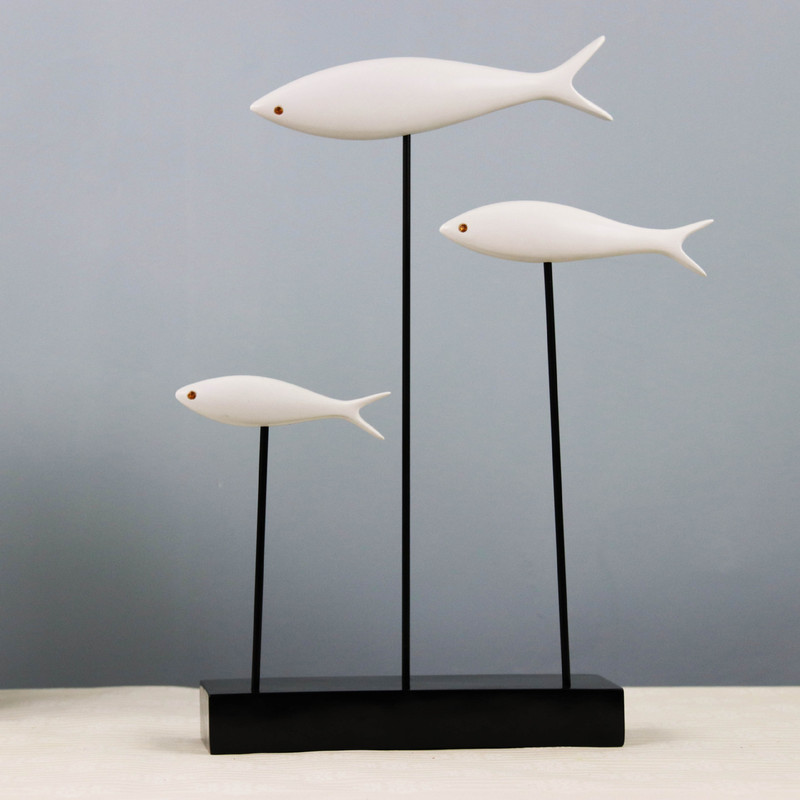 School of Fishes Home Decor