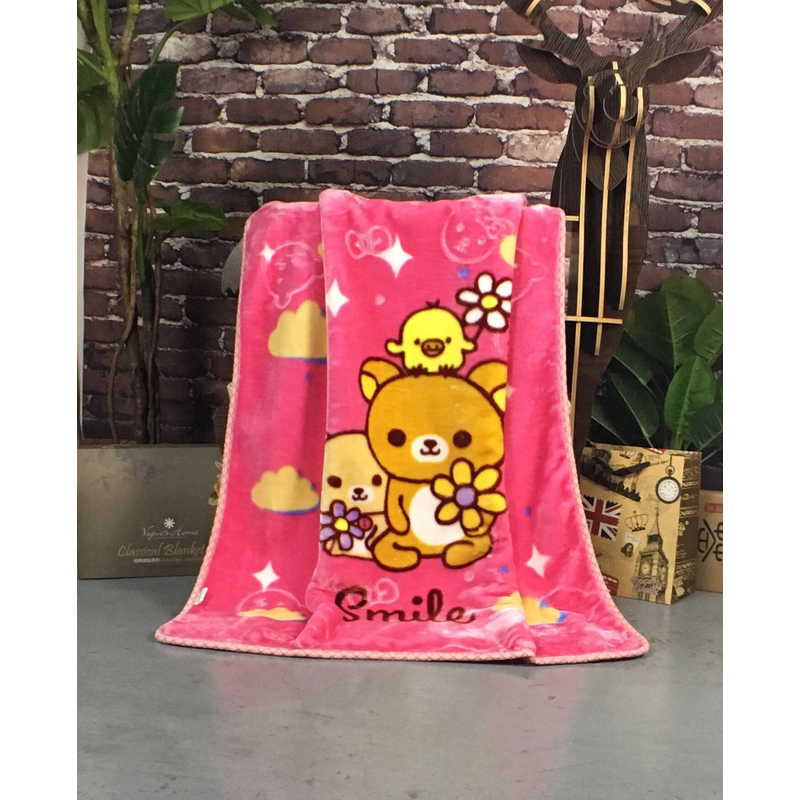 Charming Animals Kids Blanket Collection