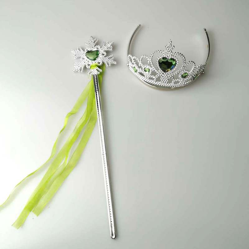Princess Crown and Wand Set