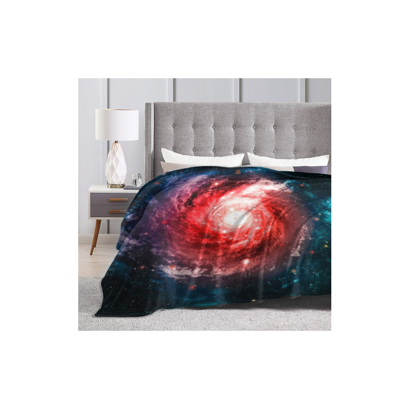 Gigantic Galaxies Blanket