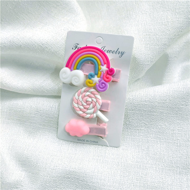 Marvelous Mini Hairclips for Baby Girls