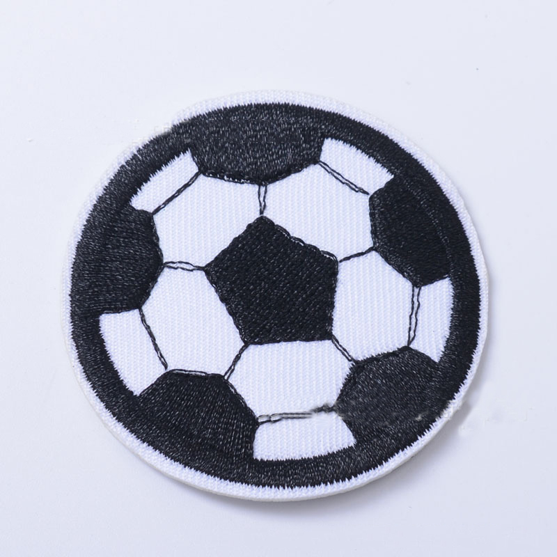 Smooth Soccer Ball and Sunflower Patches for Field Lovers