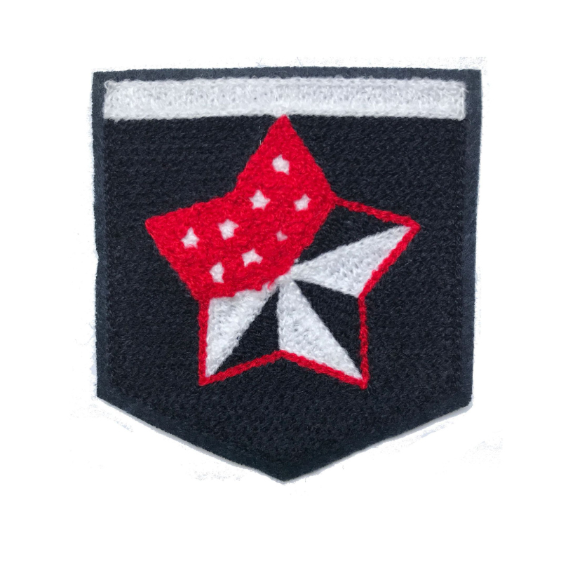 American Star Faux Pocket Patch for Cool Outfits