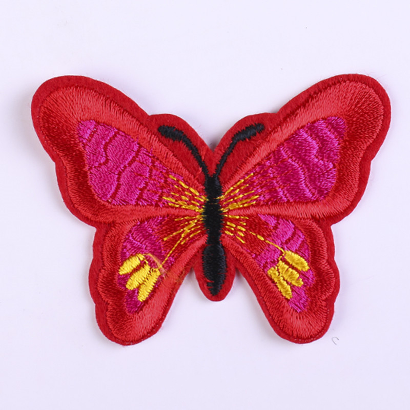 Brilliant Butterfly Patches for Bucket Hats