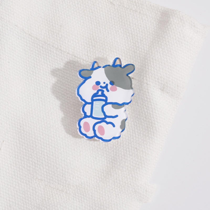 Cute Animal Pins for Kids