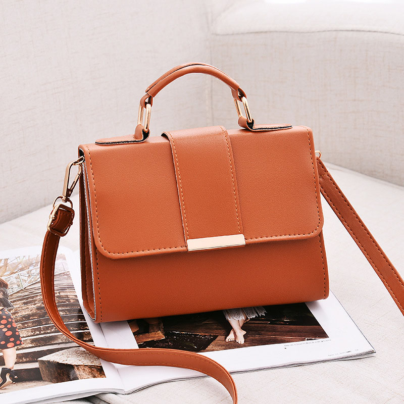 Colored Multiway Hand and Shoulder Bag for Everyday Use