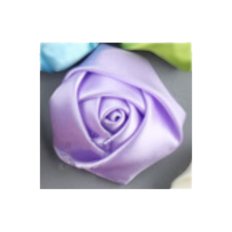 Beautiful Flower Fabric Pin for Clothes