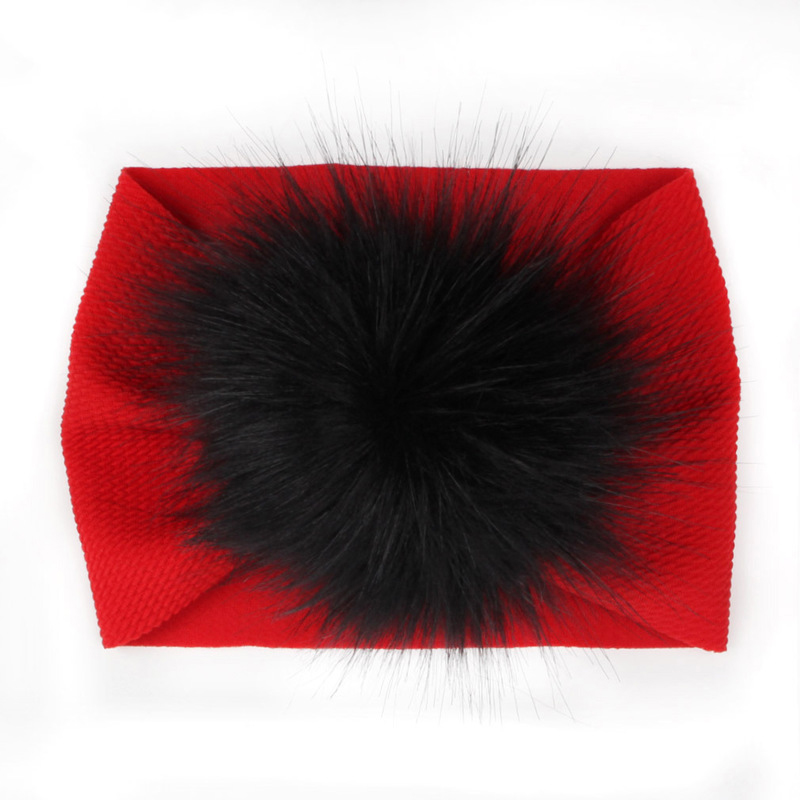 Cute Beanie with Pom for Babies