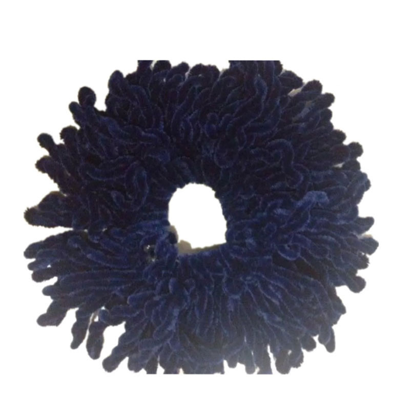 Texture Large Scrunchie for Winter Fashion
