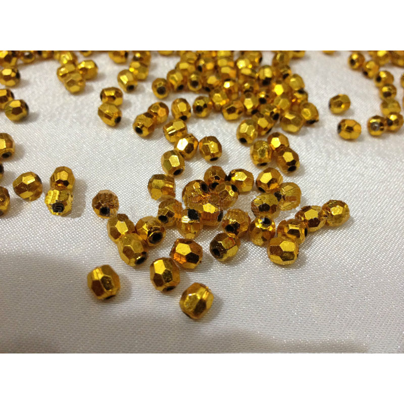 Sparkling Loose Beads for Costume Accessories