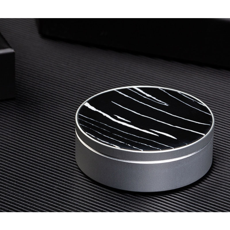 Marble Car Perfume Holder for Fancy Car Interior and Aromatherapy