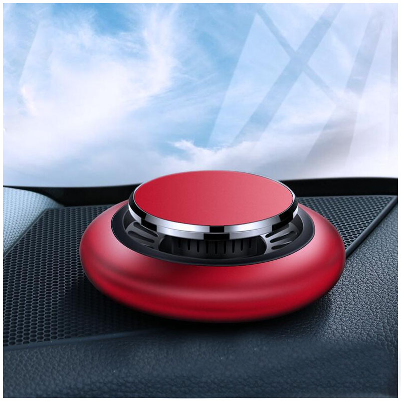 UFO Themed Car Perfume Holder for Fragrant Rides