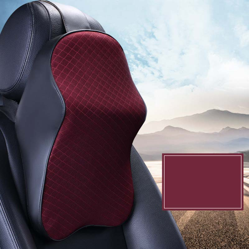 Fabulous Neck and Waist Support Pillow for Comfy Rides