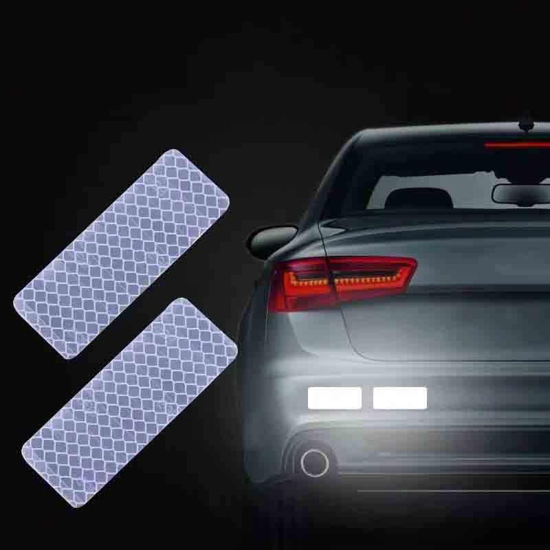 Reflective Tail Light Sticker for Cars
