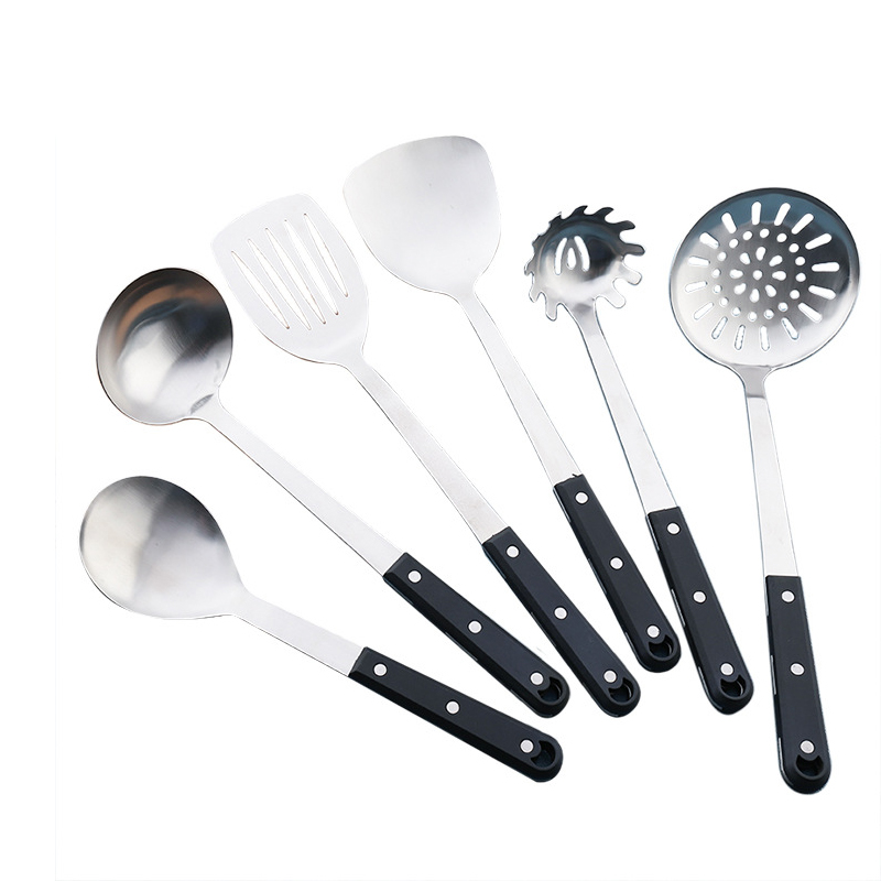 Home Stainless Steel Cooking Utensils for Amateur Cook