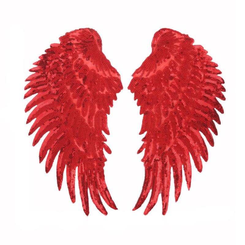 Pair of Wings Patch