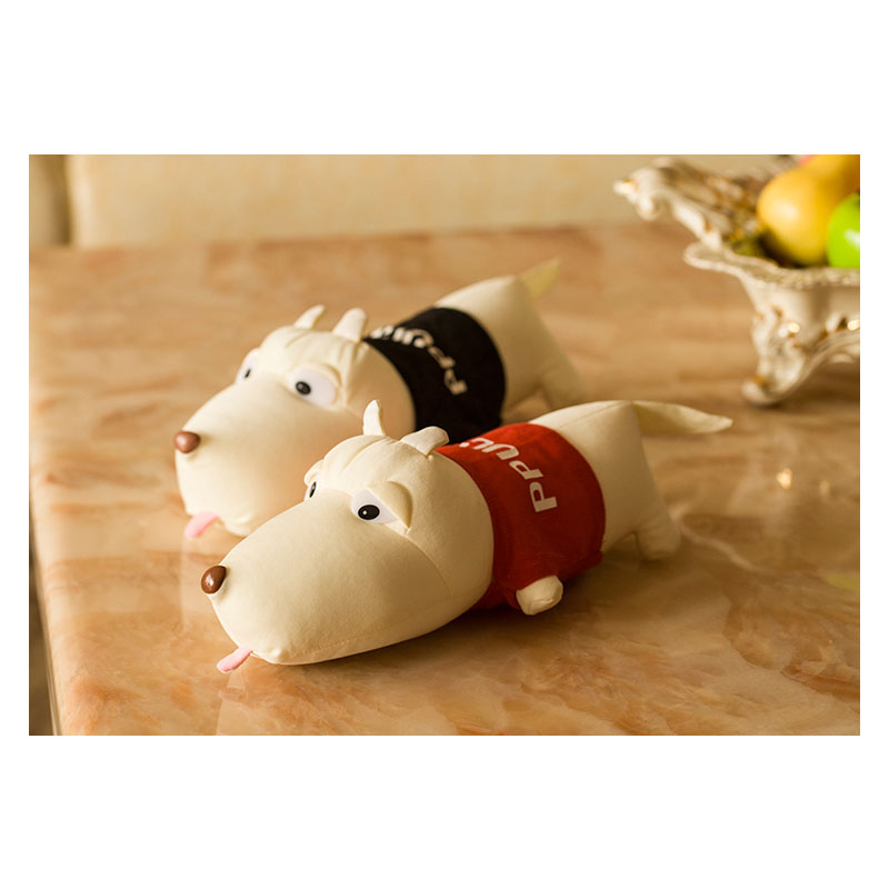 Long-Mouthed Dog Car Accessory for Lovely Decoration