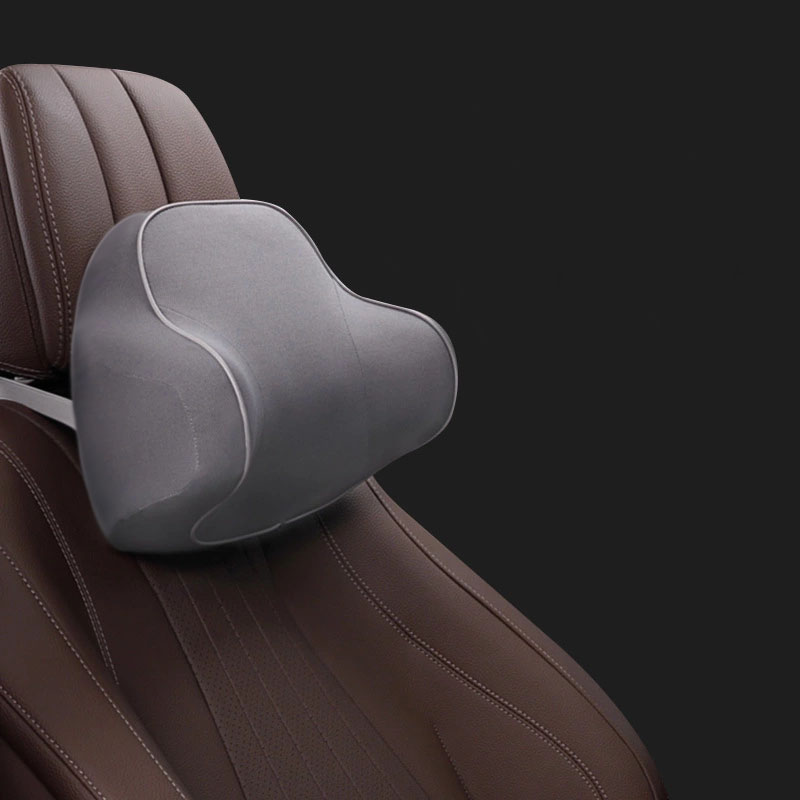 Soft Bulky Car Seat Neck Protection
